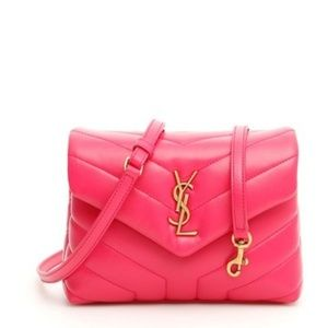 Monogram Pink Toy loulou
